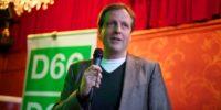 Pechtold (D66) wil kabinet van VVD, CDA, D66, SP en PvdA