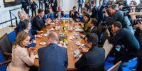 Informateur: VVD, CDA, D66 en ChristenUnie enige optie meerderheidskabinet
