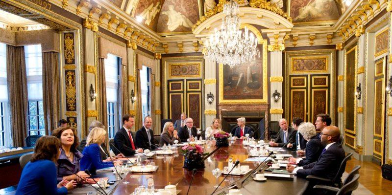 nieuw kabinet bewindslieden