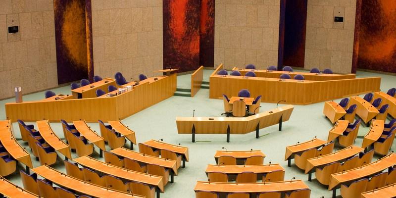 Extra stoelen in Vak K voor debat over regeringsverklaring