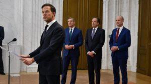 Kabinet Rutte III beëdigd